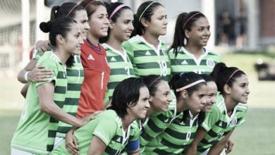 La Selección Mexicana Femenil ya arribó a Suecia