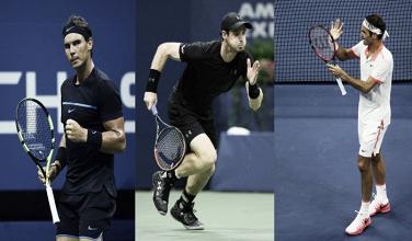 Carrera por el número uno: ¿Nadal, Murray o Federer?