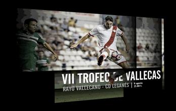 El Leganés volverá a disputar el Trofeo de Vallecas