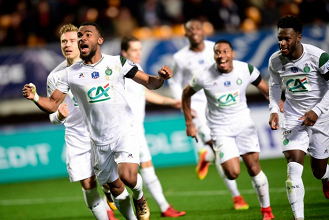Troyes 1-1 ASSE (t.a.b 4-3) : Sainté passe à la trappe !