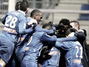 Un gol en el último minuto destroza al F.C Lorient