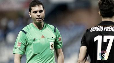 Trujillo Suárez arbitrará el Málaga – Atlético de Madrid