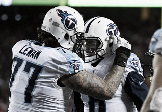2018 NFL Playoffs Review: Mariota, Henry get the win for the Tennessee Titans against the Kansas City Chiefs