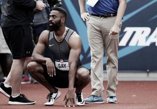 Tyson Gay se pasa al bobsleigh
