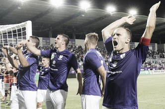 El Újpest FC será el rival del Sevilla en Europa League