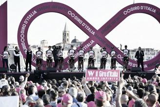 Giro de Italia 2017: UAE Emirates, estreno con carácter italiano