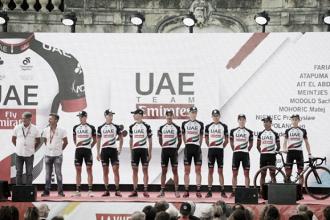 Vuelta a España 2017: UAE Team Emirates, en busca de protagonismo