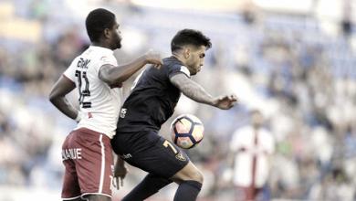 La derrota del Huesca a manos del UCAM Murcia, en datos
