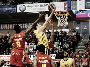 Murcia se impone en el regreso de Katsikaris