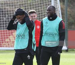 Sevilla vs Manchester United Live Stream Score Commentary in the Champions League 2018
