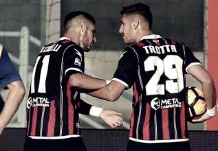 Falcinelli e Trotta durante la stagione scorsa. Fonte: http://images.performgroup.com
