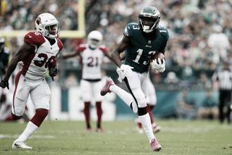 Sem dificuldades, Eagles bate Cardinals e lideram divisão leste da NFC