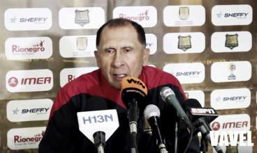 """Diego Umaña: """"Hay unión, hay compromiso, hay equipo, hay una familia"""""""