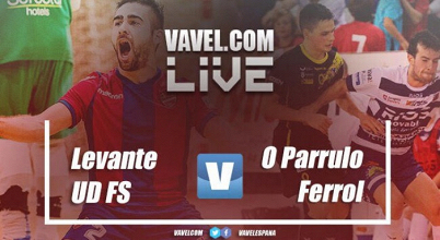 Resumen Levante vs O Parrulo (7-2)