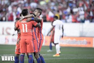 Copa América | Chile setzt sich gegen Panama durch, Argentinien souverän weiter