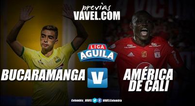 Bucaramanga vs. América: los 'escarlatas' se juegan la clasificación a cuartos de final