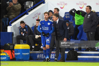 Adrien Silva has important role in closing months of the season, suggests Claude Puel