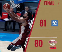 FIBA Champions League - Beffa Reyer, vince l'Estudiantes sulla sirena (81-80)