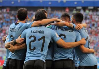 Uruguay, i duri cominciano a giocare | www.twitter.com (@Uruguay)