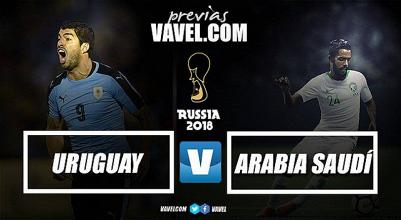 Mondiali 2018, Uruguay-Arabia Saudita: la celeste a caccia dei tre punti per qualificarsi. Gli arabi vogliono riscattarsi