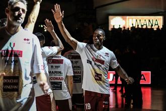 FIBA Champions League - Un ottimo secondo tempo premia Venezia: Olimpija Lubiana a tappeto