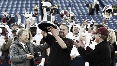 Temple Owls dominates Navy Midshipman to win American Athletic title