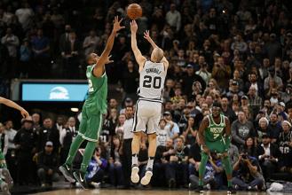NBA: Velhos são os trapos