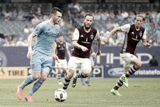New York City FC look to bounce back and grab all three points in Colorado