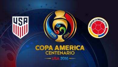 USA - Kolumbien: Eröffnung eines besonderen Turniers