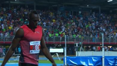 Atletica - La prima di Usain Bolt è normale