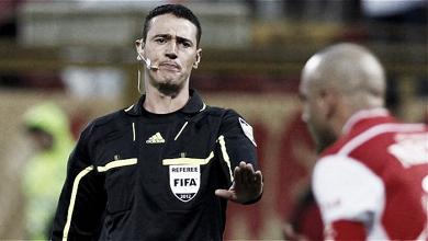 Wilmar Roldán dará el pitazo inicial en la Copa Confederaciones