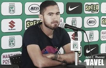 """Juan Pablo Nieto: """"Tenemos muy buenos jugadores adelante"""""""