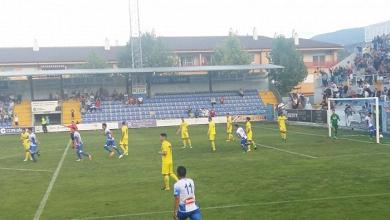 El Villarreal B sale invicto de El Collao