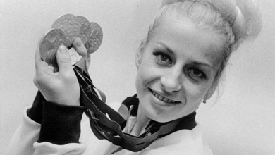 Gymnastics legend and political activist Vera Caslavska dies