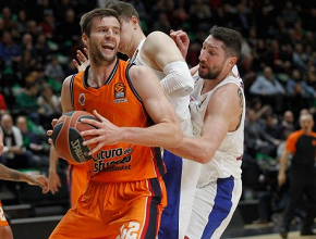 Turkish Airlines EuroLeague - Impresa Valencia, il Cska si piega in Spagna