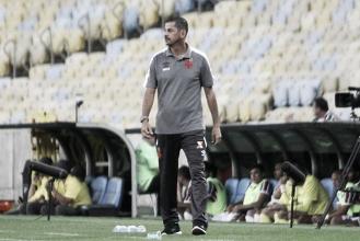Comandante no clássico, Valdir Bigode valoriza vitória do Vasco: ''Pedi para fazerem o simples''