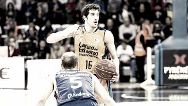 El Andorra estropea la presentación del Valencia Basket