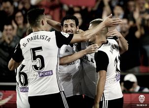 Ojeando al rival: Valencia CF, volver a sonreír