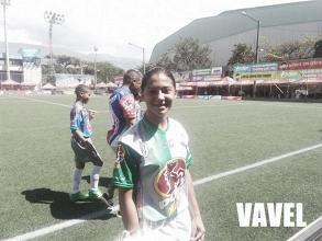 """Valeria Agudelo: """"Nos desconcentramos algunas veces pero lo hicimos bien"""""""