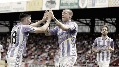 El Real Valladolid expulsa al Huesca del cielo