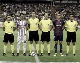 Juan Luis Pulido Santana dirigirá el Real Oviedo - Real Zaragoza