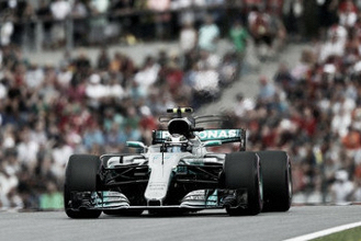 Bottas vence en Austria y Vettel deja atrás a Hamilton