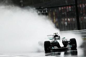 "Bottas: ""No pude conseguir que el neumático de lluvia funcionara, no encontré grip"""
