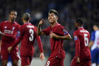 Champions League- Il Liverpool domina anche il ritorno, Porto demolito al do Dragao (1-4)