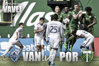 Vancouver Whitecaps vs Portland Timbers: Must we?