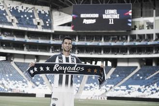 Presentó Monterrey de manera oficial a Leonel Vangioni