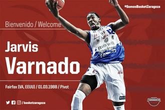 Jarvis Varnado, un campeón NBA para Tecnyconta Zaragoza