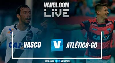 Resultado Vasco 1x0 Atlético-GO no Campeonato Brasileiro 2017