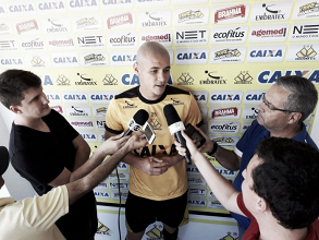 Raphael Silva substitui Nino e voltará aos gramados pelo Criciúma após três meses