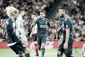 Oblak defende pênalti e Atlético de Madrid vence Bilbao fora de casa